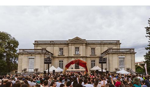 Bordeaux Open Air Château des Arts Talence