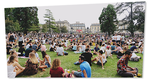 Jardin Public Bordeaux Open Air