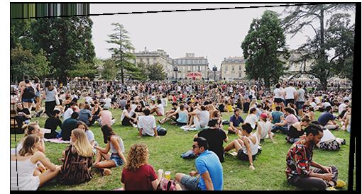 Jardin Public Bordeaux Open Air