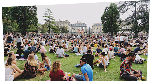 Jardin Public - Bordeaux Open Air 2019