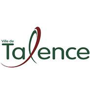 Logo Talence BOA