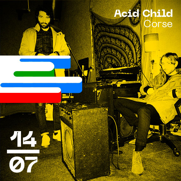 Acid Child Corse Bordeaux Open Air