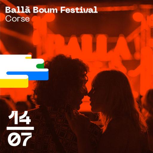 Ballà Boum Festival at Bordeaux Open Air