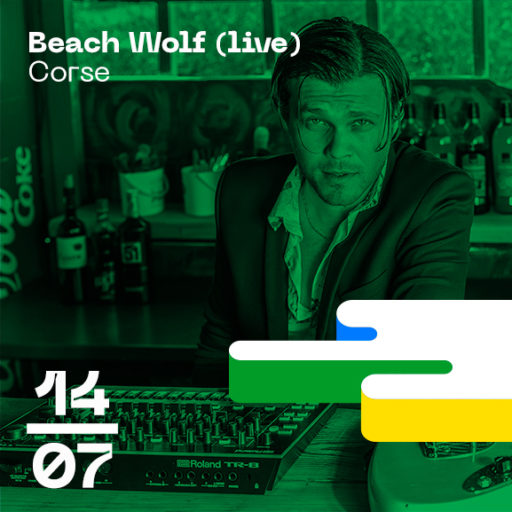 Beach Wolf Corse Bordeaux Open Air