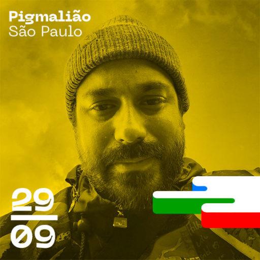 Pigmaliao Bordeaux Open Air 2019 invites São Paulo
