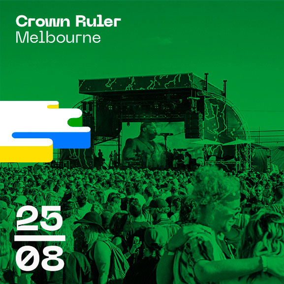 Crown Ruler at Bordeaux Open Air
