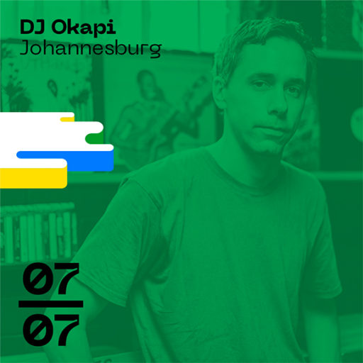 DJ Okapi Johannesburg Bordeaux Open Air