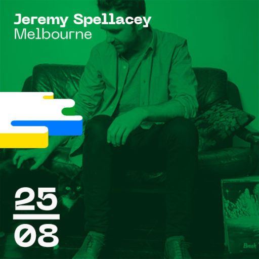 Jeremy Spellacey Melbourne Bordeaux Open Air