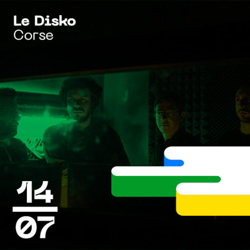 Le Disko Corse Bordeaux Open Air