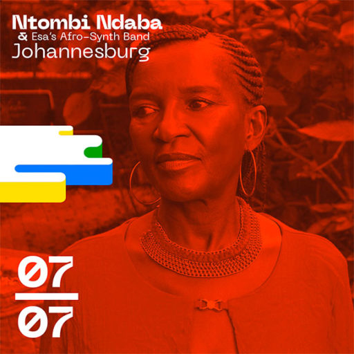 Ntombi Ndaba Esa Afro-synth Band Johannesburg Bordeaux Open Air