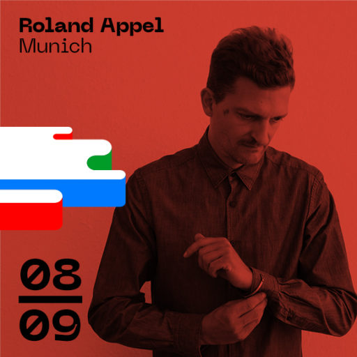 Roland Appel Munich Bordeaux Open Air