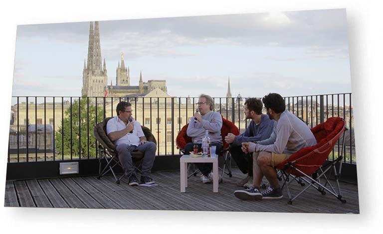 Bordeaux Open Air Conférences Rencontres Maison de la Citoyenneté